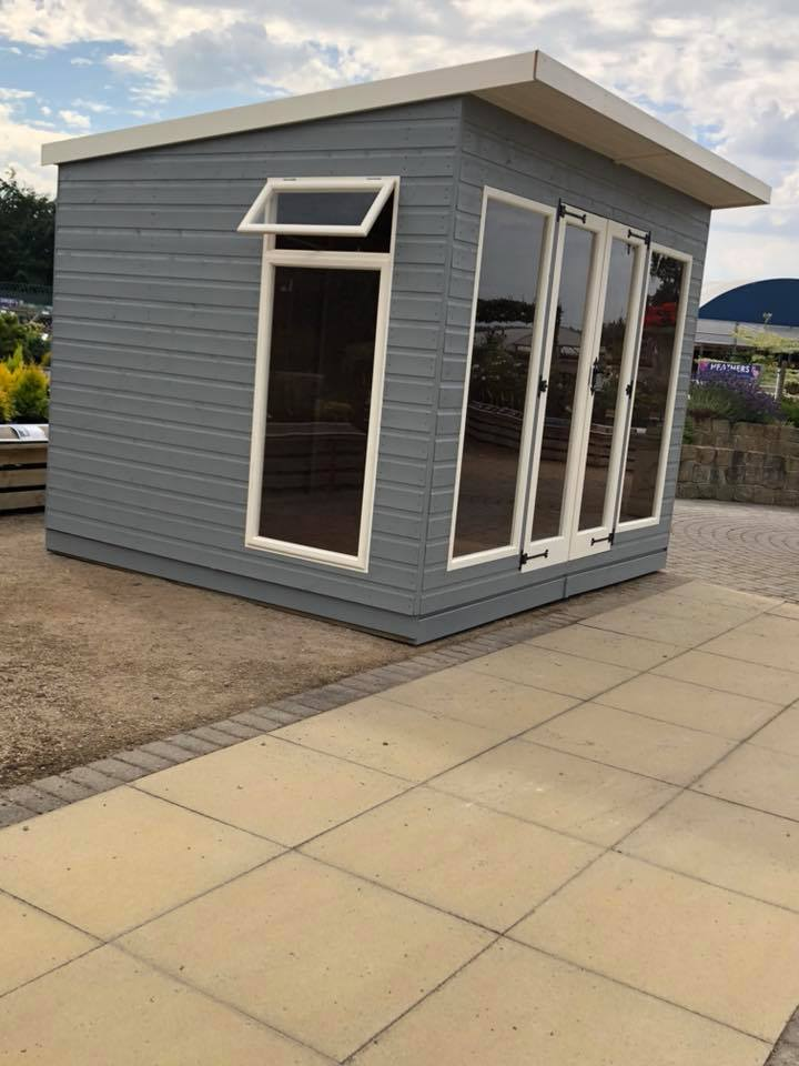 Pent Summerhouses Banbury Oxfordshire Colchester Essex